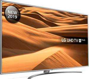 """Was £899 NOW £799 + £100 TCB = £699!! 2019 LG 65UM7610PLB 65"""" Smart 4K Ultra HD HDR LED TV with Google Assistant + AI ThinIQ @ Currys"""