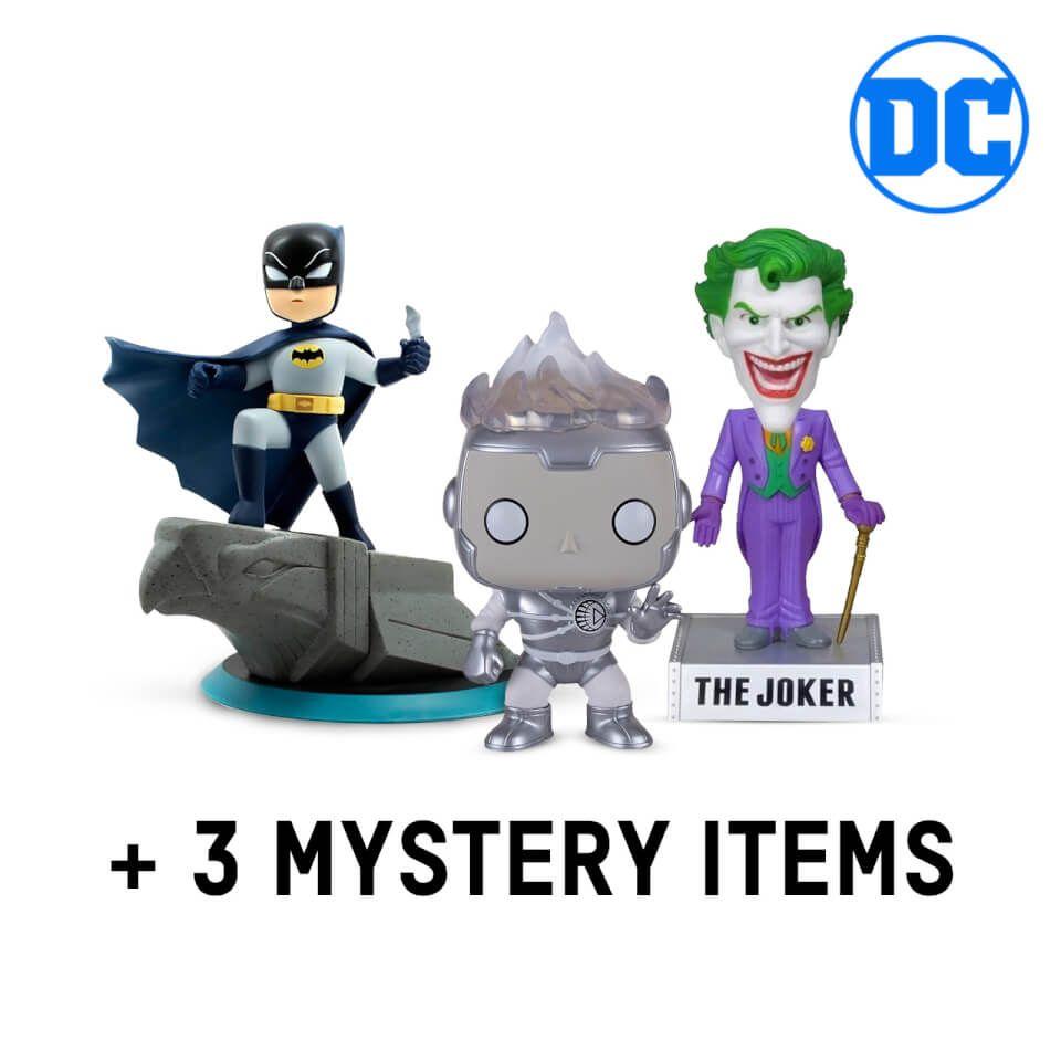 DC Comics Mystery Bundle - £16.99 at Zavvi