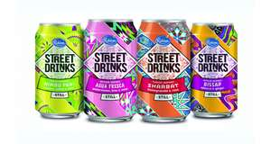 Rubicon street drinks 10p per can instore @ Home Bargains