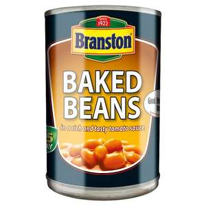 Branston baked beans - 40p a tin instore @ Home Bargains