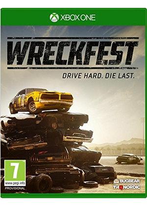 Wreckfest Xbox one - £26.85 delivered @ Base.com