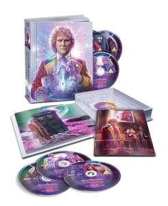 Doctor Who: The Collection - Season 23 (Box Set (Limited Edition Packaging)) [Blu-ray] - £38.99 at Zavvi