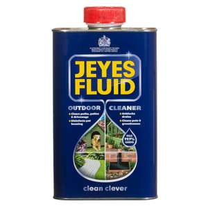 Jeyes Fluid @ clydebank Asda was £6.97 now £3.49