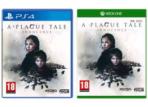 A Plague Tale: Innocence (PS4 / Xbox One) for £21.85 delivered @ ShopTo