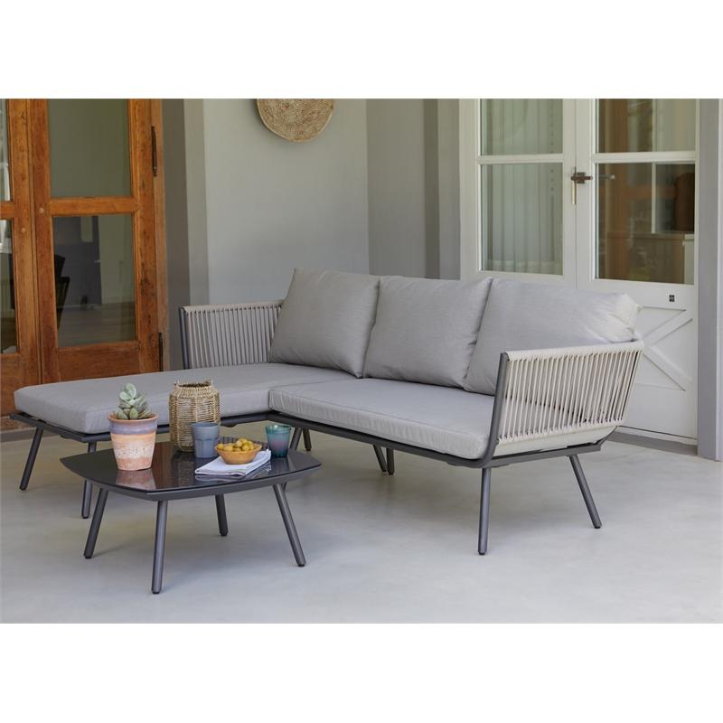 Montilla Corner Sofa Garden Set - £297.50 @ Homebase