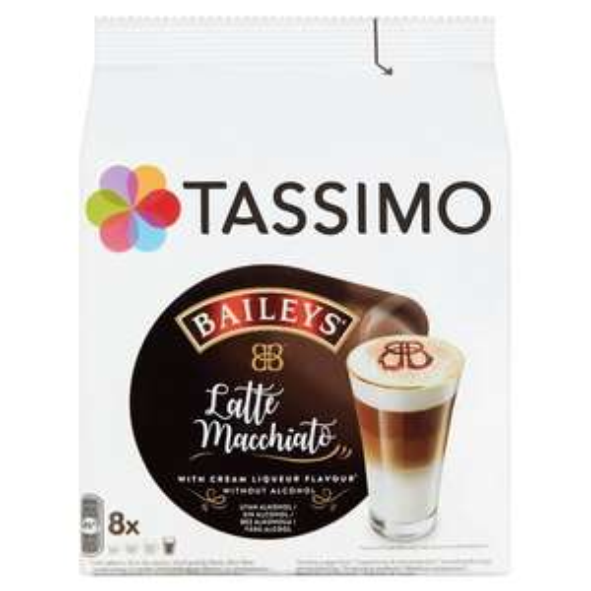 Tassimo Baileys Latte Macchiato 8 Coffee Pods 264G - £1 instore only @ Tesco Perth