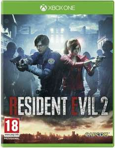 Resident Evil 2 (Xbox One) - £21.99 (used) @ Boomerang Rentals eBay