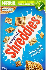 1/2 Price: Nestle Shreddies Original , Now £1.17 @ Tesco ( In store )