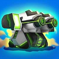 Tank Raid Online 2 - 3D Galaxy Battles (Android Game) Temporarily FREE on Google Play (was 59p)