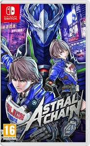 Astral Chain + Exclusive T-Shirt (Switch) £39.85 (Preorder) @ Shopto
