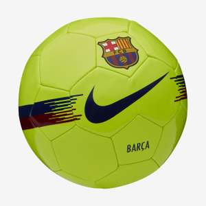 FC Barcelona Football Size 5 £7.98 delivered with code @ Nike Store (Free delivery for Nike Plus Members)
