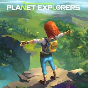 [STEAM] Planet Explorers is free to play now @ Steam for PC, Mac and Linux