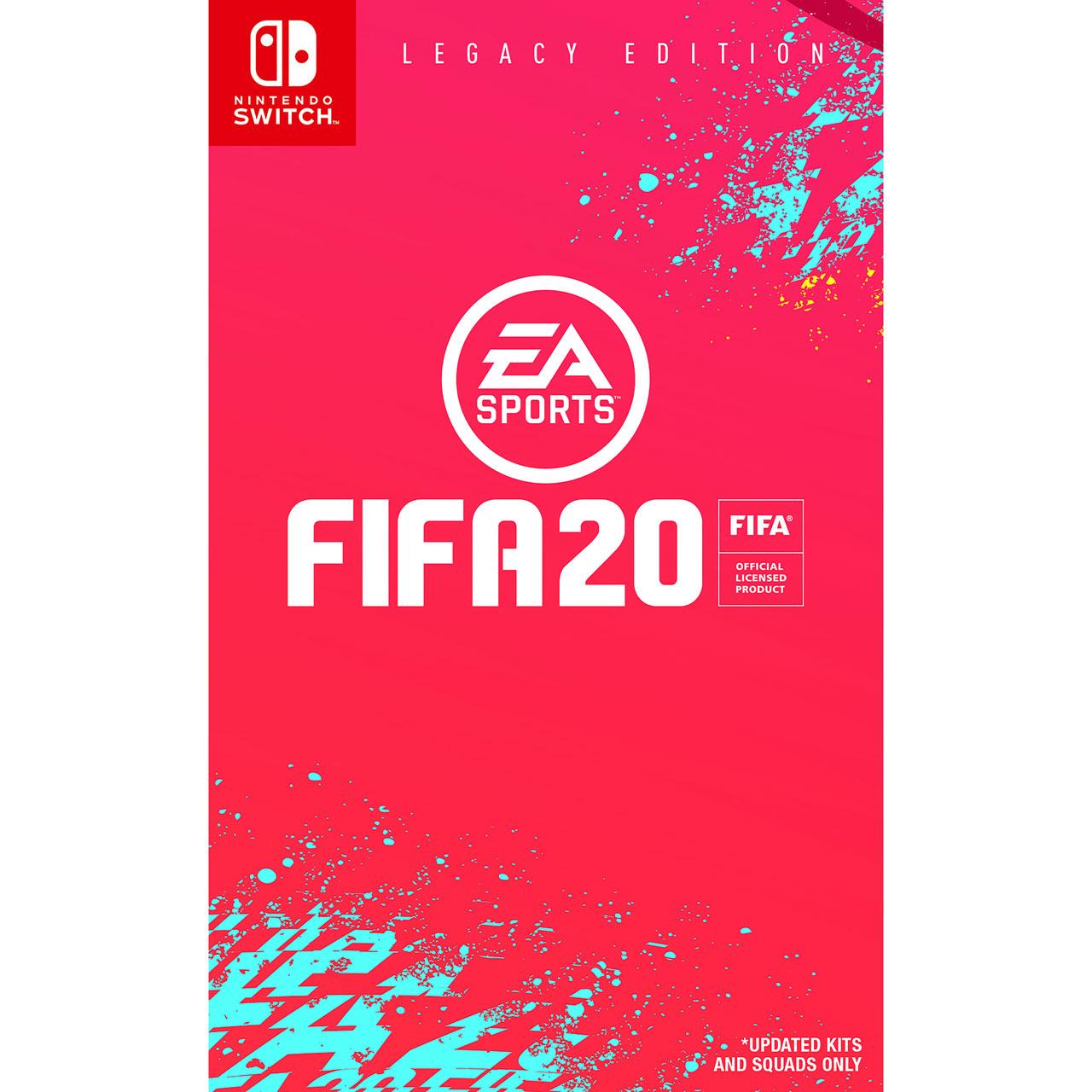[Nintendo Switch] FIFA 20 (Pre-order) - £29 - AO