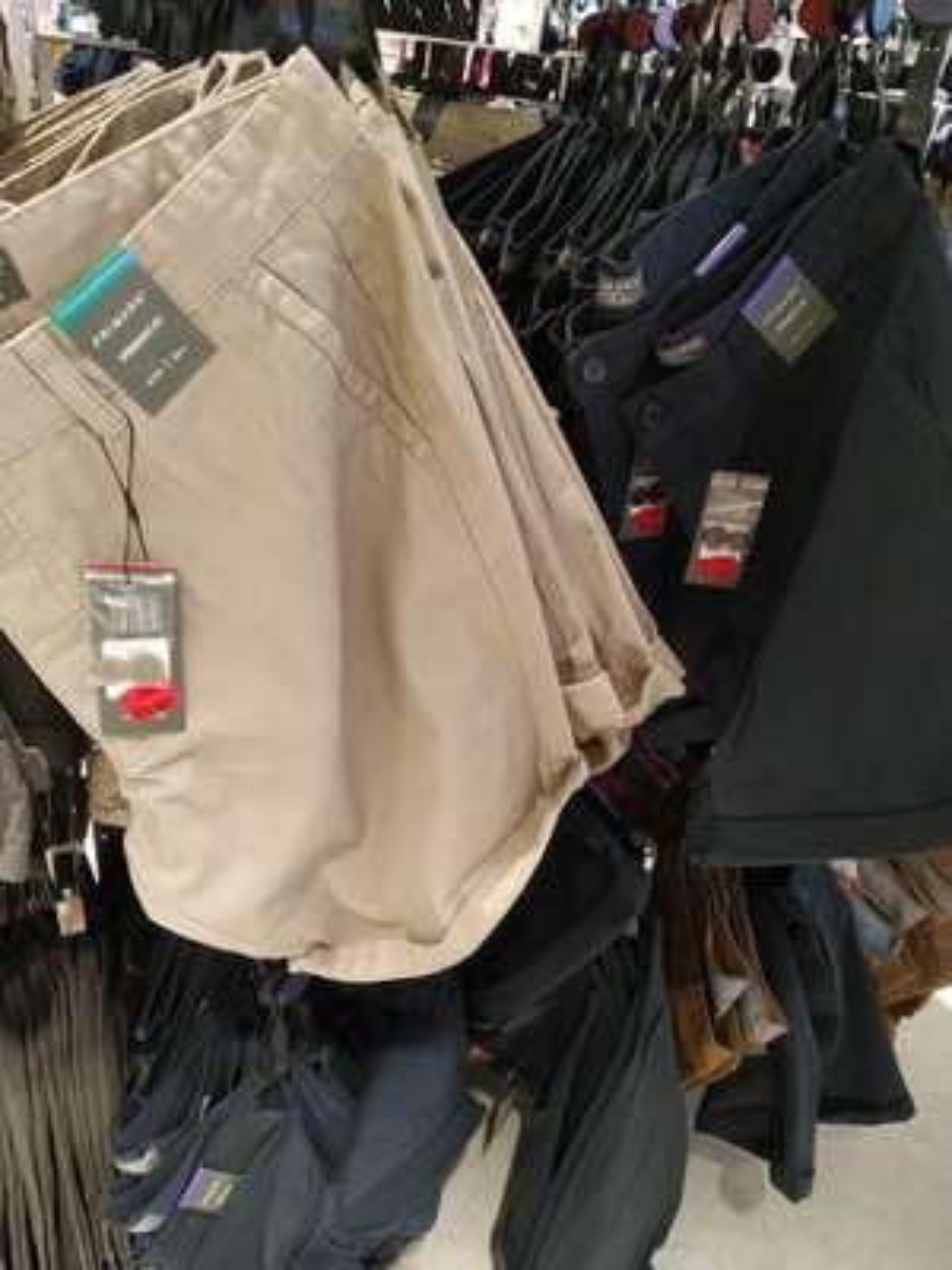 Men's Chino Shorts £3 Instore @ Primark