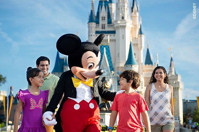 Disney World 14 Day Ultimate Ticket - £375 Adults, £360 Child @ Picniq Tickets