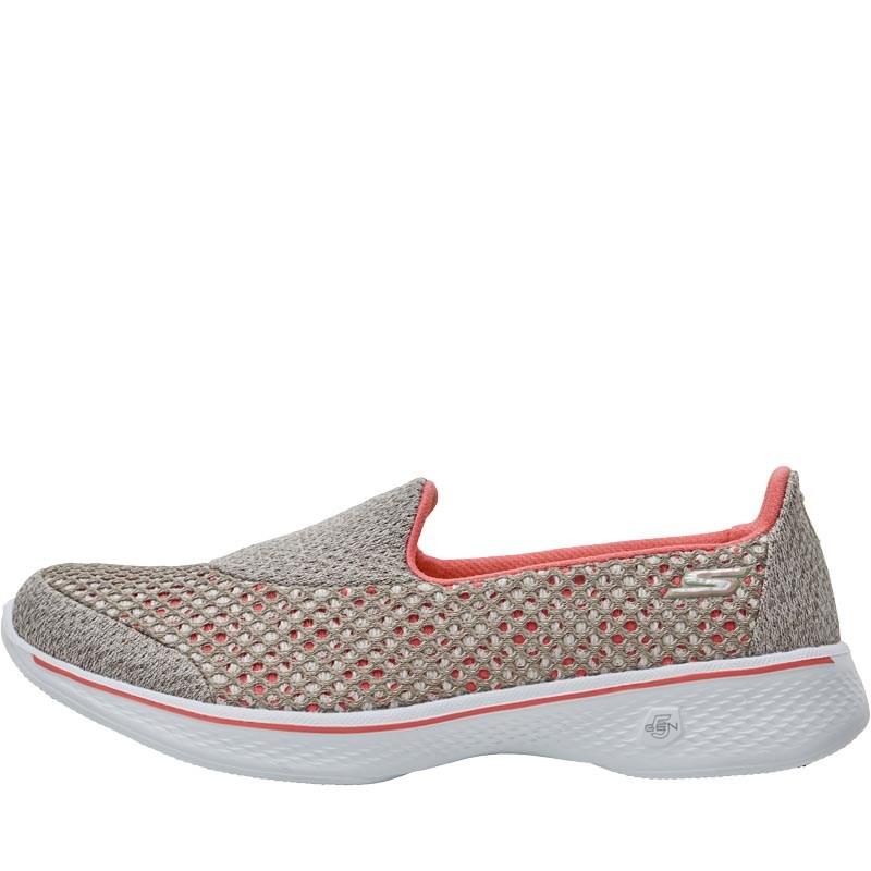 7356df16 Skechers Go Walk 4 Ladies Shoes - £11.96 Instore @ Costco (Bristol)