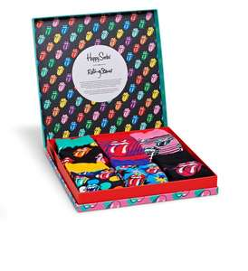 Happy Socks Rolling Stones Edition 6pk - £27.95 @ John Lewis & Partners