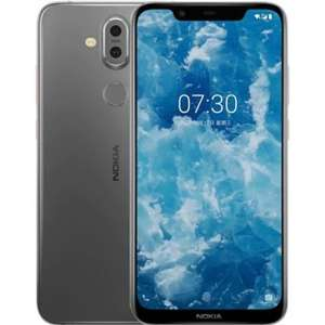 """Nokia 8.1 4GB/64GB Android One, 6.18"""" FHD display, sd card slot, NFC, SD710 £229 at ao.com"""