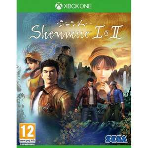 Shenmue I & II Xbox One £12.95 delivered @ The Game Collection
