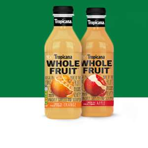 To Celebrate 150 years Sainsbury are giving away a free 150ml of Apple/Orange Tropicana juice with your Nectar card**Not on every card***