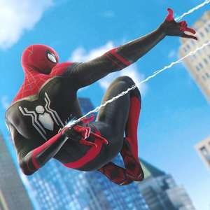 [PS4] Free Update for Spider-Man PS4; Upgraded Suit and Stealth Suit at PS Store