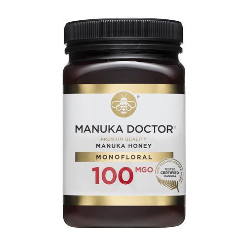 Manuka honey 100MGO X 500gm £32.80 @ manuka doctor