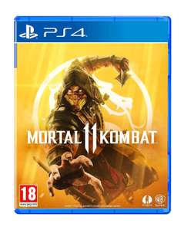 Mortal Kombat 11 (PS4) for £26.85 delivered @ ShopTo
