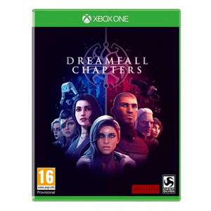 DREAMFALL CHAPTERS £7.95 @ THE GAME COLLECTION