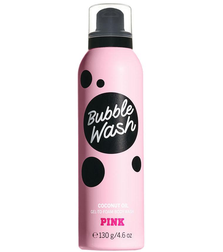 BUBBLE WASH GEL-TO-FOAM BODY WASH £3.83 + £8 p&p (Orders <£75) Victoria's Secret