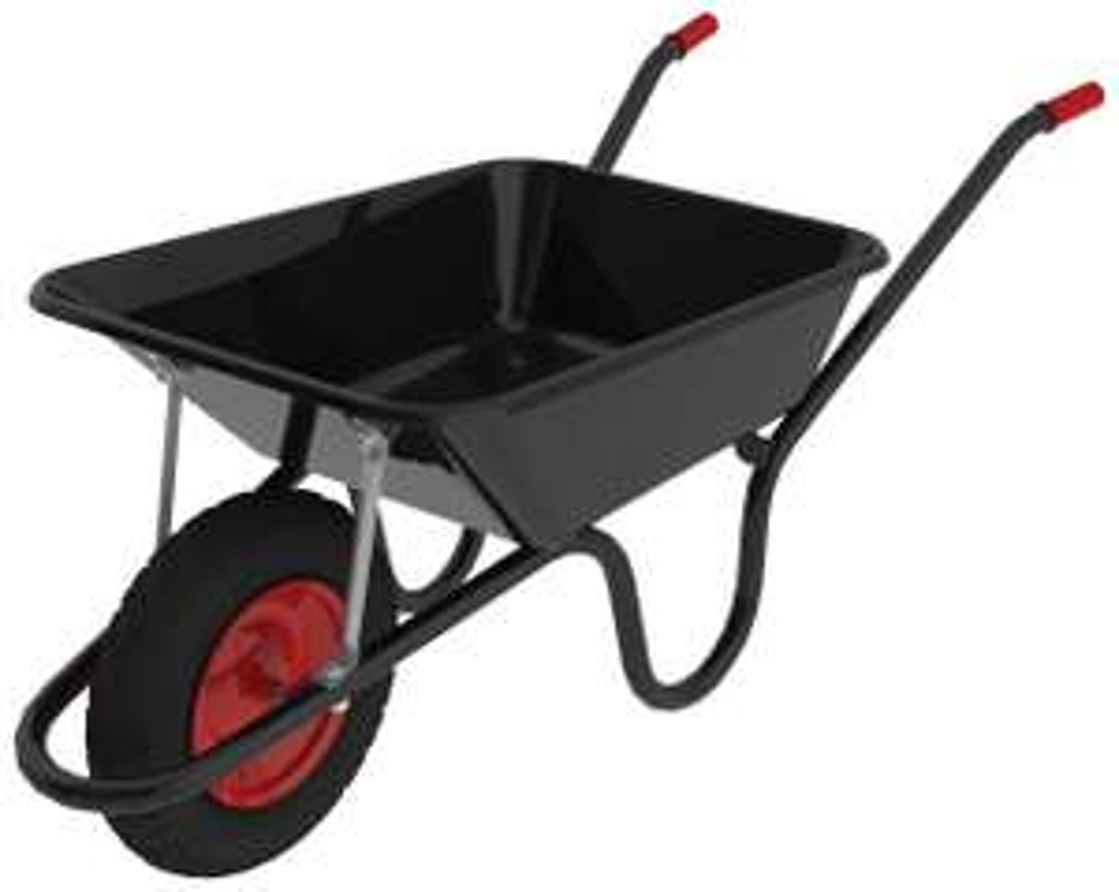 Chillington Camden Classic Black Wheelbarrow - 85L £27 @ Wickes