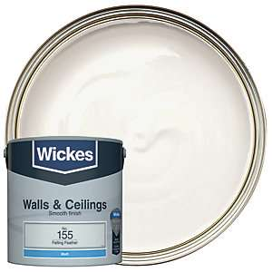 7 shades of 2.5L paint just £7 each @ Wickes
