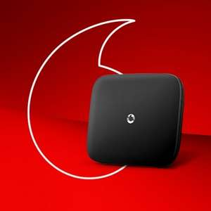 Vodafone superfast 1 fibre broadband 1 £22 per month / 18m and get a £100 gift card Amazon / John Lewis / Curry's with uSwitch