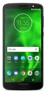 Moto G6 as new at GiffGaff incl £10 top-up