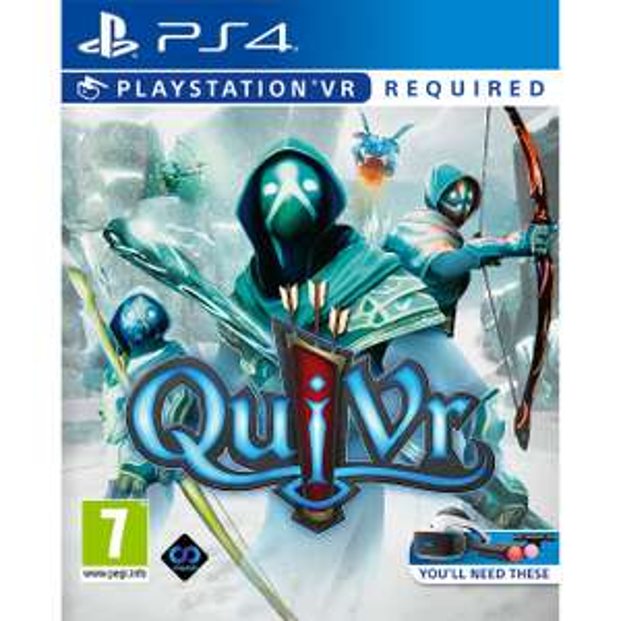 QuiVR (PS4/PSVR) £15 Delivered @ AO