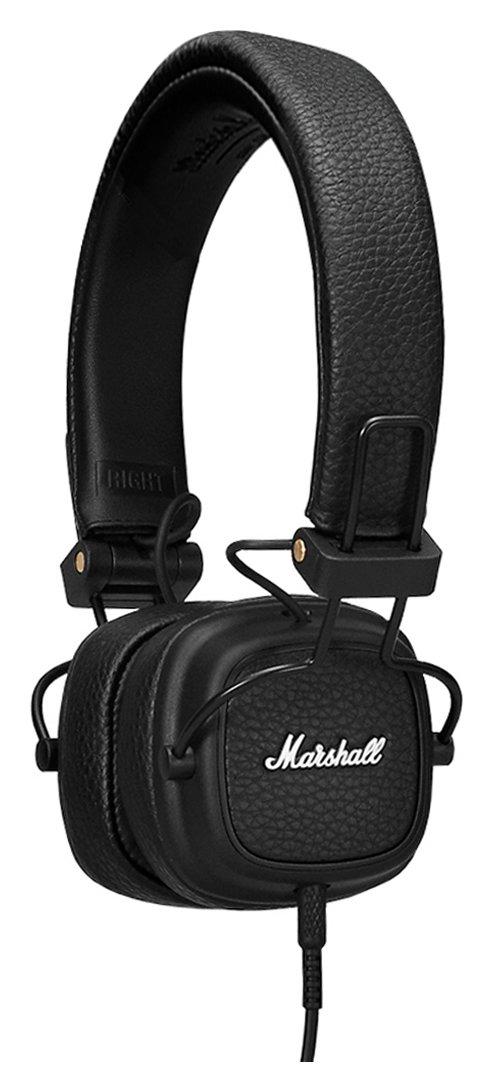 Marshall Major III On-Ear Headphones - Black £44.99 Argos