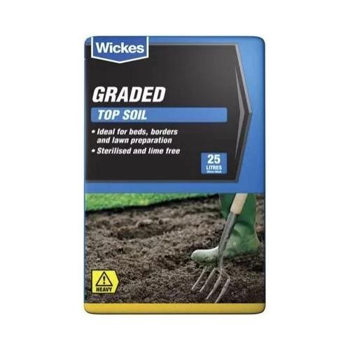 25L Bag of Wickes Multi-Purpose Top Soil £2 Each @ Wickes - Free C&C