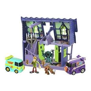 Scooby Doo Haunted Mansion Playset £7.99 Delivered at Argos EBay