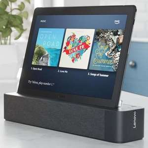 Lenovo Smart Tab P10with Alexa Speaker Dock£199.99 @ Lenovo uk