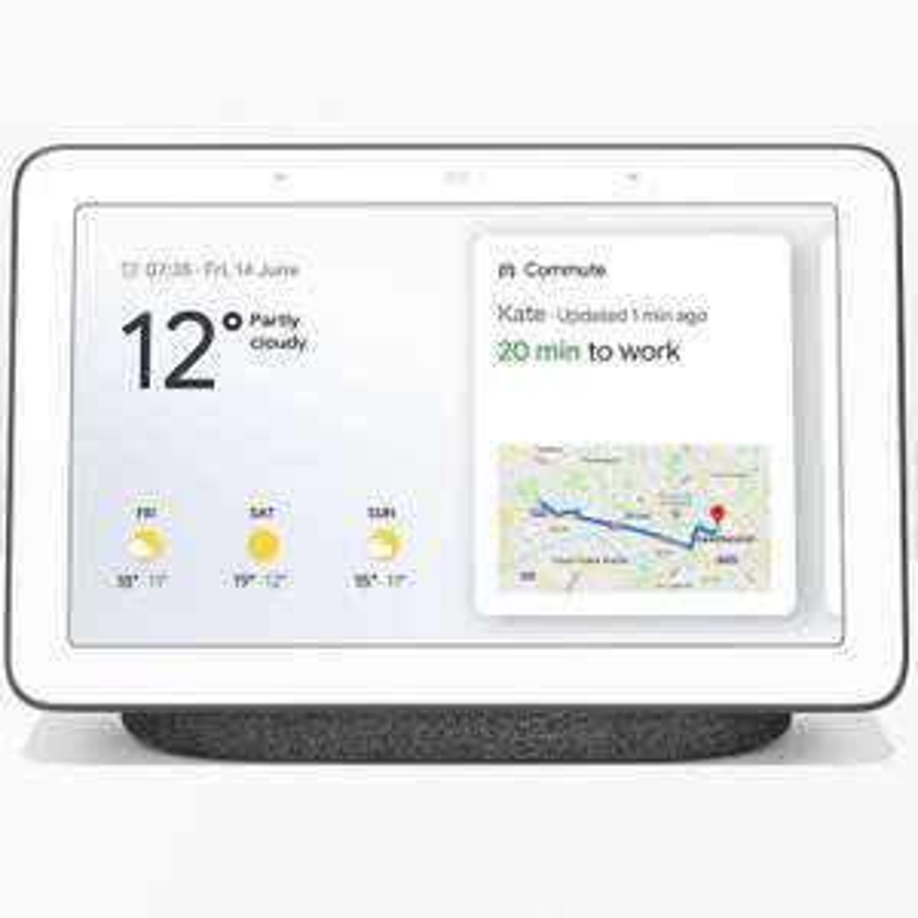 Google Home Hub £79 at John Lewis & Partners  with 2 year guarentee