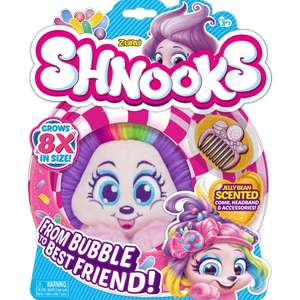 Shnooks toy reduced to £1.85 at Tesco instore