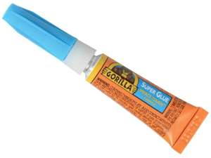 Gorilla GRGGSG3 Superglue 3g £2.64 FFX