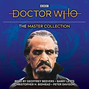 Doctor Who: The Master Collection £2.99 Audible UK