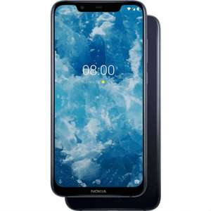 Nokia 8.1 Dual Sim 128GB in Blue or Iron £270.99 eGlobal Central