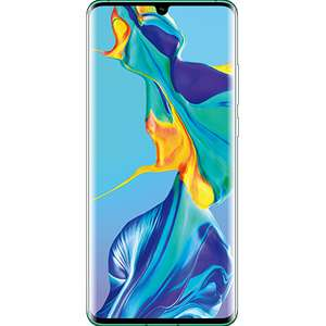 New Huawei P30 Pro 128GB On O2 Refresh + Huawei Watch GT £580.50 @ O2