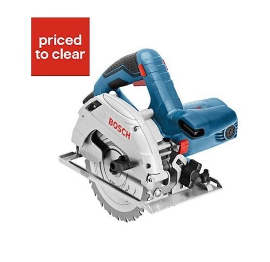 Bosch Professional 1100W 230V 165mm Circular saw GKS 165 - £75 @ B&Q
