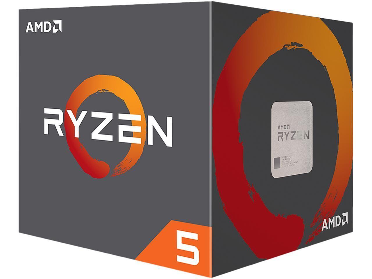 AMD Ryzen 5 2600 processor 3.4ghz - £118.38 Delivered @ Aria PC