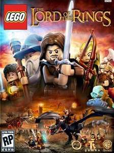 Lego Lord of the Rings pc £0.92 Instant Gaming