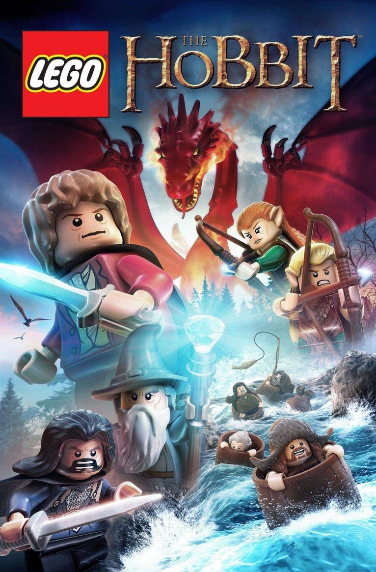 Lego The Hobbit PC - 92p @ Instant Gaming