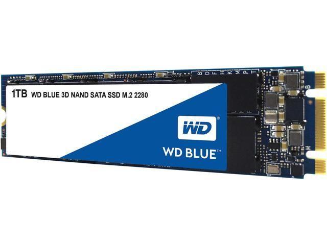 WD Blue 3D NAND Internal SSD M.2 SATA - 1 TB - £90 @ CEX