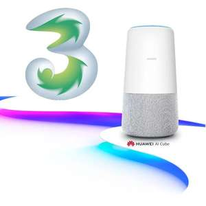 Three UK Offer Unlimited 4G Data and Alexa AI Router for £13  for 6 months then £26 / 24 months Term = £546 @ Three